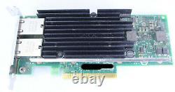 Carte D'adaptateur Ethernet Intel Ucsc-pcie-itg À 2 Ports Converged 10g 74-11070-01