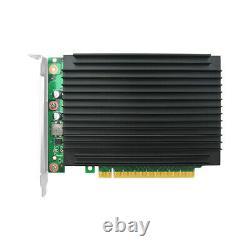 Carte D'adaptateur Pcie 4.0 X16 À 4 Ports M. 2 Nvme