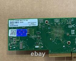 Carte D'adaptateur Réseau Convergé Intel X710-da2 2-ports 10gb Sfp+ Nic Profil Bas