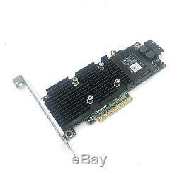 Carte Raid Contrôleur Contrôleur Pci-e 3.0 12gb / S Dell Perc H730p X4ttx-high P