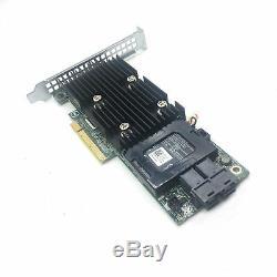 Carte Raid De Contrôleur Pci-e 3.0 Pour Adaptateur X4ttx 12gb / S Dell Perc H730p