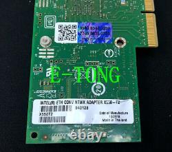 Carte Réseau 10gb Intel Eth Conv Ntwk X550-t2