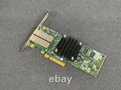 Chelsio 110-1160-50 T520-cr 10gbe 2-port Pcie Unified Wire Adapter Card Great