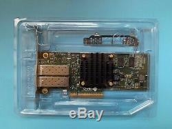 Chelsio Dell T520 Cr T520-cr 10gbe 2 Ports Pcie Carte Adaptateur De Fil Unifié Des États-unis