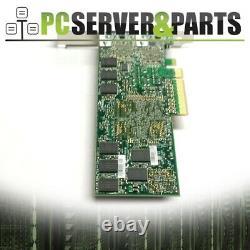 Chelsio S320e-cxa 10g Pci-e X8 Accélérateur De Stockage Adaptateur Ethernet 110-1064-21