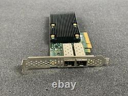 Chelsio T520-ll-cr 110-1167-50 10gbe 2-port Pcie Unified Wire Adapter Card Great