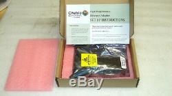 Chelsio T580-so-cr Double 40gb Pci-e Msip-rem-cc2-t580-so-cr Carte Adaptateur