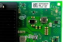 Cisco Ucsc-pcie-id40gf Intel Xl710 Adaptateur Réseau Pcie 40 Go Qsfp + Carte Brackets