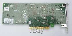 Dell 00m95 Intel Xxv710 Da2 Dual Port 25gbe Sfp28 Lp Carte Réseau Adaptateur
