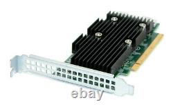 Dell 1ygfw Poweredge Nvme Ssd 14g Gen3 Controller Extender Pcie Adaptateur Card