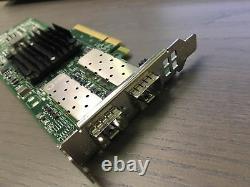 Dell Bcm957404a4041 Broadcom Dual Sfp Port Nic Adaptateur Card 4gmn7 U98z079.53