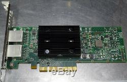 Dell Broadcom 57406 10g Double Port Pcie Pleine Hauteur Carte Adaptateur 81v1w