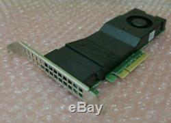 Dell Double Slot Pcie M. 2 X 2 Solid State Ssd Carte De Stockage Adaptateur Ntrcy 0ntrcy
