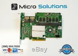 Dell Intel Dual Port 10gb Pci-e E81283-002 Serveur Réseau Carte Adaptateur