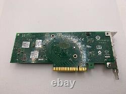 Dell Intel X710-da2 Dual Port 10gb Sfp+ Converged Network Adapter Card