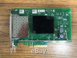 Dell Intel X710-da4 10gb Pcie X8 Network Server Adapter Card 0ddjky Ddjky
