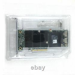 Dell Jj8xd Perc H710p Adapter 1 Go Cache 6gbp/s Carte De Contrôleur Sas Pci-e Raid