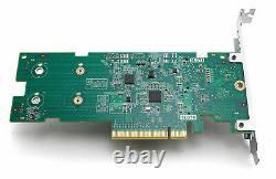 Dell Jv70f 0jv70f Ssd M. 2 Pcie X2 Carte D'adaptateur De Stockage À L'état Solide