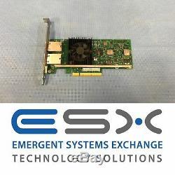 Dell K7h46 Intel X540-t2 Dual Port 10gbe Réseau Convergé Carte Adaptateur Pci-e