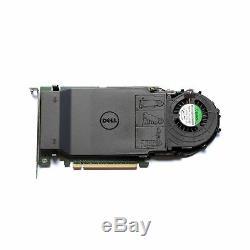 Dell Lecteur Ultra-speed quad Nvme M. 2 Pcie X16 Card (adaptateur Uniquement) Adaptateur Uniquement
