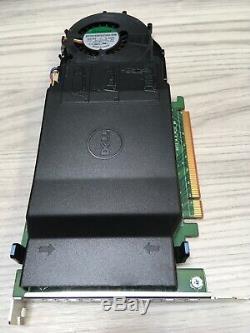 Dell Lecteur Ultra-speed quad Pcie X16 Carte Adaptateur Avec 1tb Samsung M. 2 Inclus