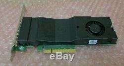 Dell M. 2 Pcie X2 Mémoire Flash Carte Adaptateur Ntrcy 1 X Ssd 512 Go 7vpp2