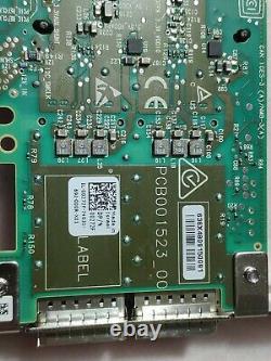 Dell Mellanox Cx456b Connectx-4 100gbe Pcie 0272f Carte D'adaptateur Nic À Profil Élevé