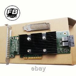 Dell Perc H330 Adaptateur 12 Go/s Pci-e 3.0 Contrôleur Raid Carte Sas 4y5h1 6h1g0