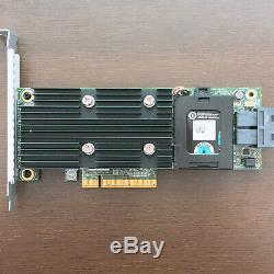 Dell Perc H730p Adaptateur 12gb / S 2 Go Pci-e 3.0 Carte Contrôleur Raid X4ttx-high P