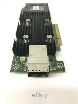 Dell Perc K4fpf 12go / S Cache 2gb Sas Pci-e Raid Carte Adaptateur Utilisé