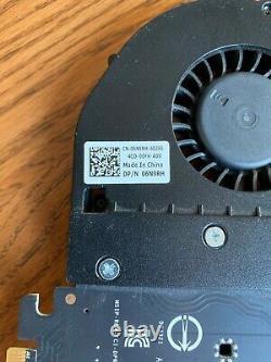 Dell Ssd M. 2 Pcie X4 Carte D'adaptateur De Stockage À L'état Solide 80g5n Phr9g 6n9rh 06n9rh