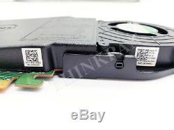 Dell Ssd M. 2 Pcie X4 Mémoire Flash Carte Adaptateur 6n9rh 80g5n Jv6c8 Phr9g Us