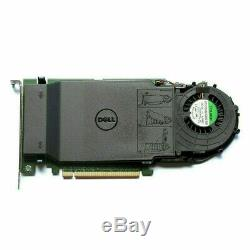 Dell Ssd M. 2 Pcie X4 Solid State Carte De Stockage Adapter 80g5n 6n9rh