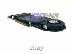 Dell Ultra Ssd M. 2 Pcie X4 Carte D'adaptateur De Stockage À L'état Solide 80g5n 6n9rh Tx9jh