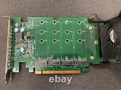 Dell Ultra Ssd M. 2 Pcie X4 Solid State Storage Adapter Card 6n9rh
