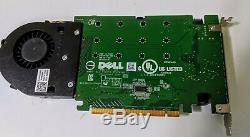 Dell Ultra Ssd Pcie X4 2 M. Solid State Storage Adapter Card (aucun Disques Ssd Inclus)