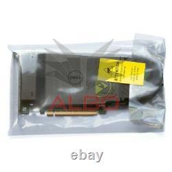Dell Ultra-speed Drive Quad Nvme M. 2 Pcie X16 Card (adaptateur Uniquement)