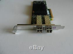 Emulex Adaptateur Fibre P004096-01h 10gb Carte Pci-e Avec 2 X Émetteurs-récepteurs