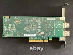 Emulex Lpe31002-m6 Dual Port 16gb Fibre De Bus Hôte Carte Adaptateur