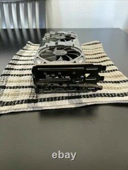 Evga Geforce Rtx 2080 Ti Carte Graphique 3 Fente Avec Adaptateur Evga 8 Lin