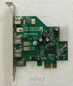 Fwb-pcie1x11b Delock Pci Express Card Firewire 3 B Adaptateur Firewire