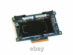 HP 256 Go Turbo Drive Pro Dual M. 2 Nvme Ssd Adapter Card Z8 Z6 Z4 G4 (1x Pm981)