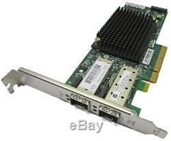 HP 586444-001 Deux Ports 10 Gigabit Ethernet Pci-e X8 Carte Adaptateur Serveur