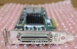 HP 593120-001 Ah627-60003 Dual Channel Hba SCSI U320e Pci Express Card Adapter
