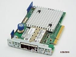 HP Ethernet 10gb 571flr-sfp 2 Ports + Adaptateur Fio 728992-b21