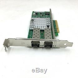 HP Ethernet 10go 2 Ports + Serveur 560sfp Carte Adaptateur 669279-001 665249-b21