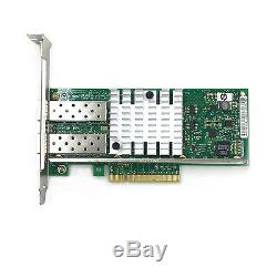 HP Ethernet 10go 2port 560sfp + Serveur Carte Adaptateur 669279-001 665249-b21