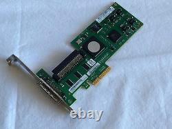 HP Lsi Lsi20320ie SCSI Pci-e Controller Card Host Bus Adaptateur 439946-001