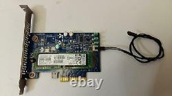 HP Pci-e To M. 2 Adaptateur Card Avec 256 Go M. 2 Ssd 759770-001 Pas D'évier Thermique