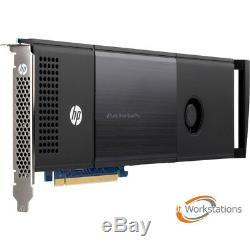 HP Z Turbo Drive Quad Pro Pcie À 2 M. Adapter Card 512go Nvme